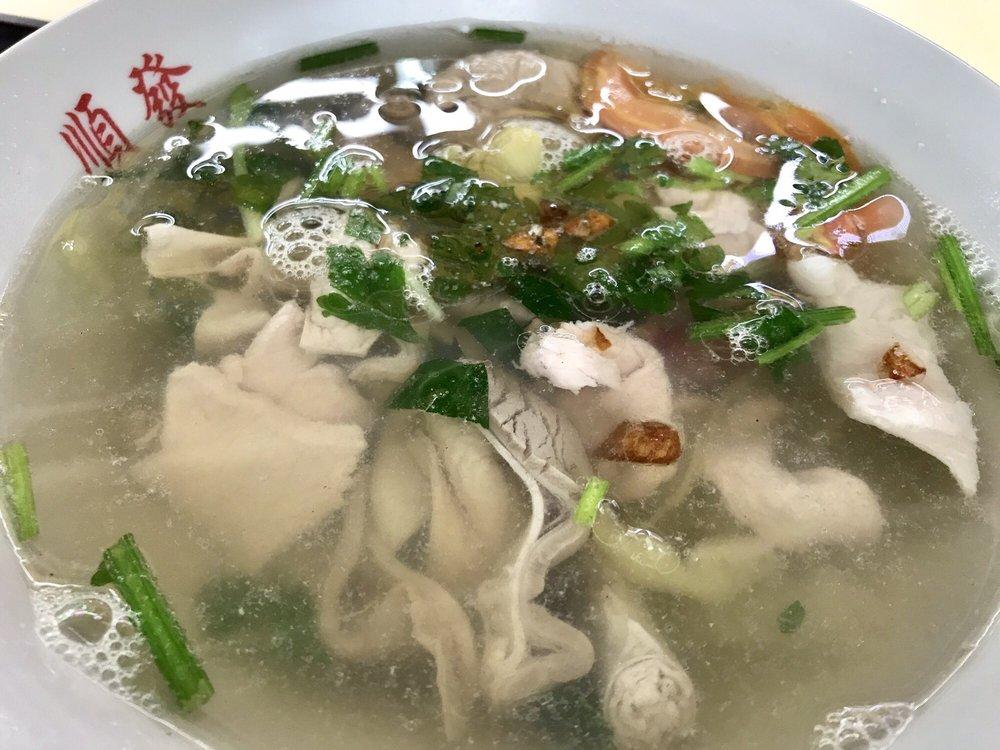 Soon Huat Pig Organ Soup Singapore