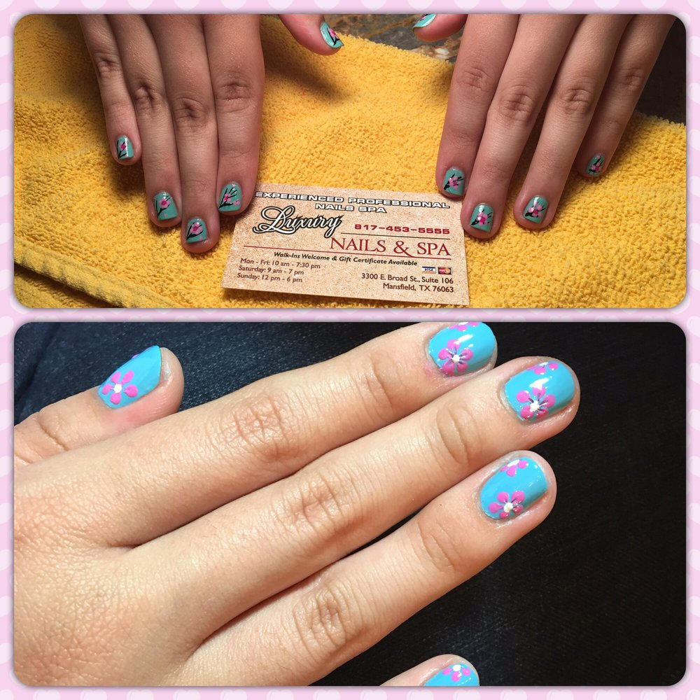 Mansfield Nail Salon Gift Cards - Texas | Giftly