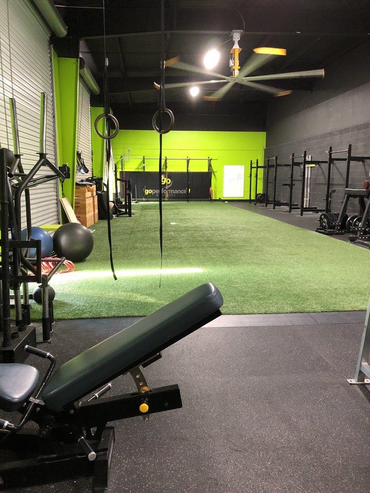 Goperformance & Fitness Peachtree City: 201 Hwy 74 S, Peachtree City, GA