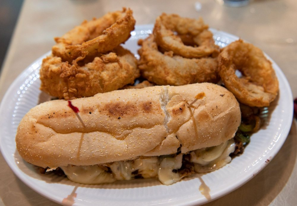 Food from Bluegrass Sabor