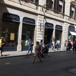 brand new a9b74 e5f4b Prada Stores - Men's Clothing - Via Condotti 88, Centro ...