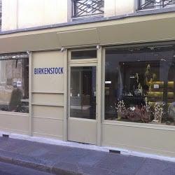 birkenstock negozi di scarpe 16 rue de s vign marais parigi paris francia numero di. Black Bedroom Furniture Sets. Home Design Ideas