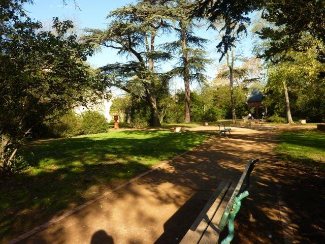 Jardin public croix daurade parcs 147 route d 39 albi la for O jardin gourmand toulouse
