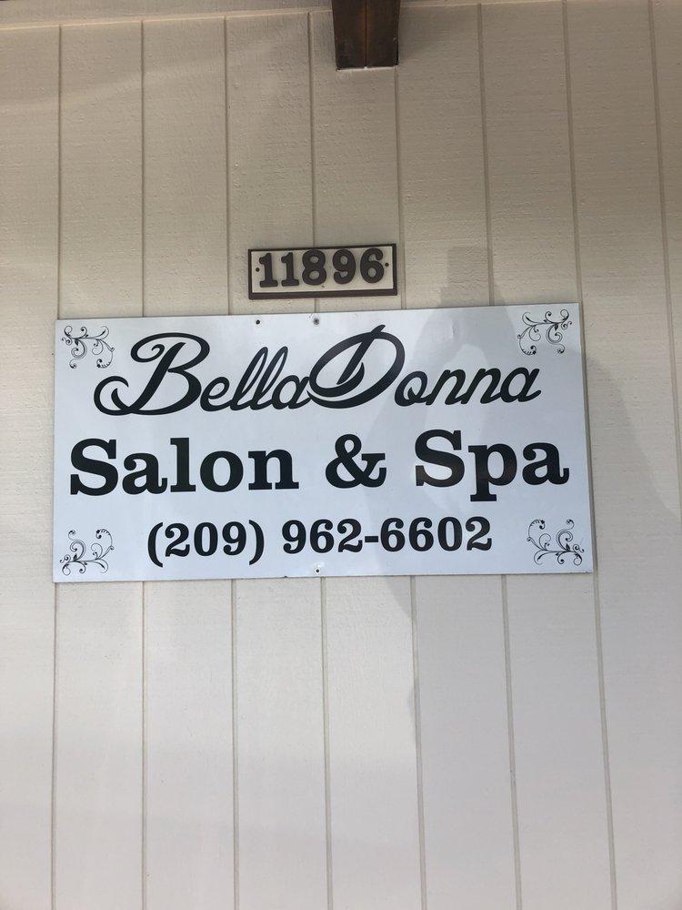 Belladonna Hair And Tanning Salon: 11896 Ponderosa Ln, Groveland, CA