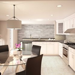 Photo Of In House Kitchen Design   Dorchester, MA, United States ...