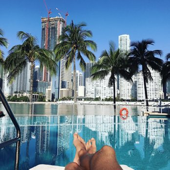 Photo Of Mandarin Oriental Miami Fl United States Soak Up