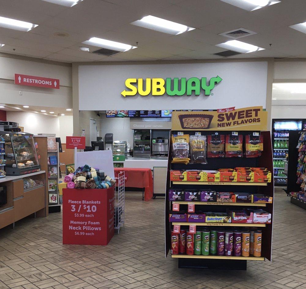 Subway: 6685 MO-13, Higginsville, MO