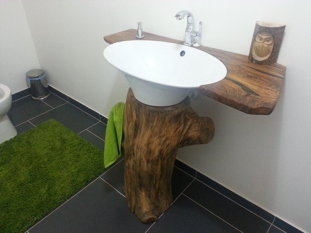 Bathroom Remodel Special Order Vanity Wood Yelp