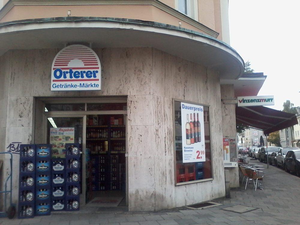 Orterer Getränkemärkte - Ismaninger Str. 62, Altbogenhausen, München ...