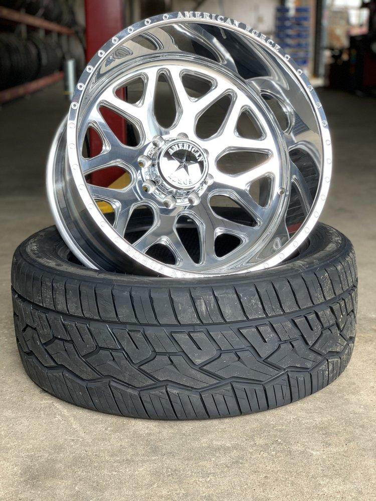 o - Shop Tires Denton Texas