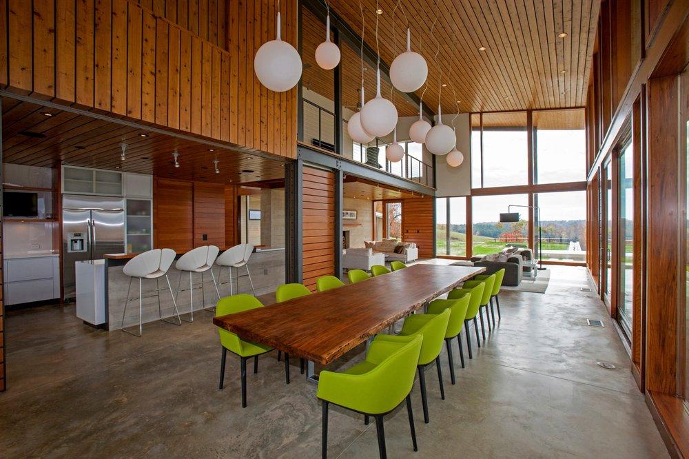 Carter + Burton Architecture: 11 W Main St, Berryville, VA