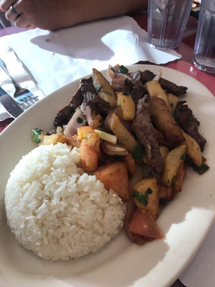 Mario's Peruvian & Seafood