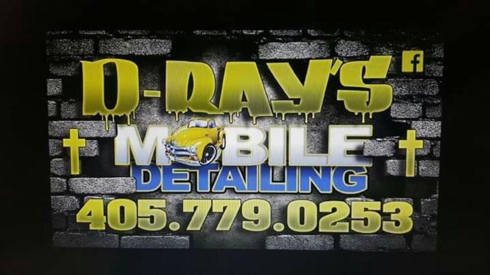 D-Ray's Mobile Detailing: 424 N Broadway, Joshua, TX