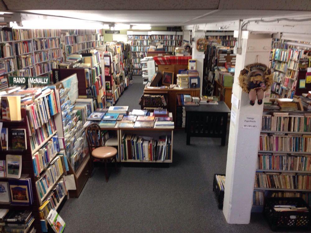 Bank of Books: 748 E Main St, Ventura, CA