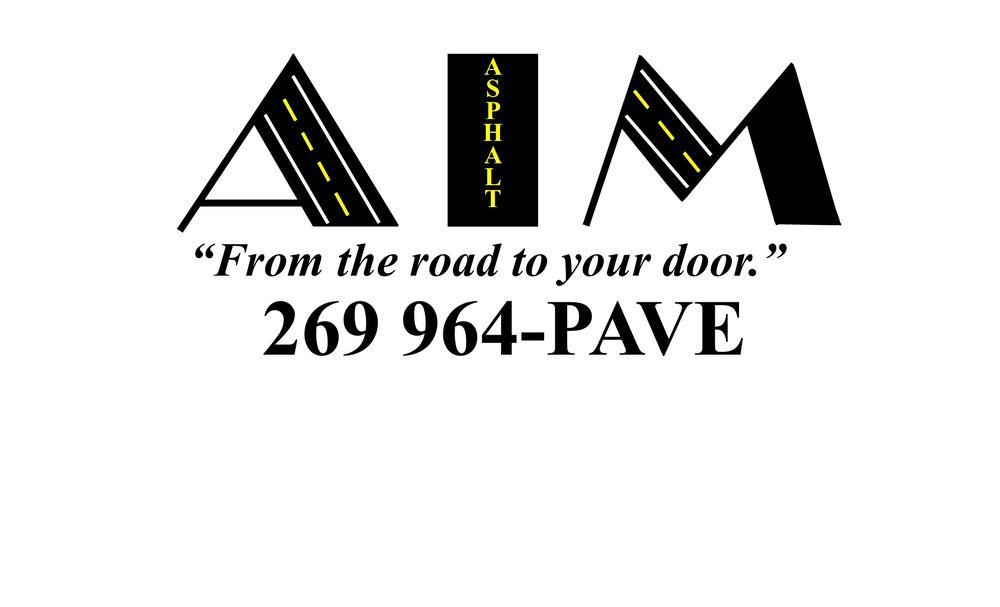 Aim Asphalt: 8528 Verona Rd, Battle Creek, MI