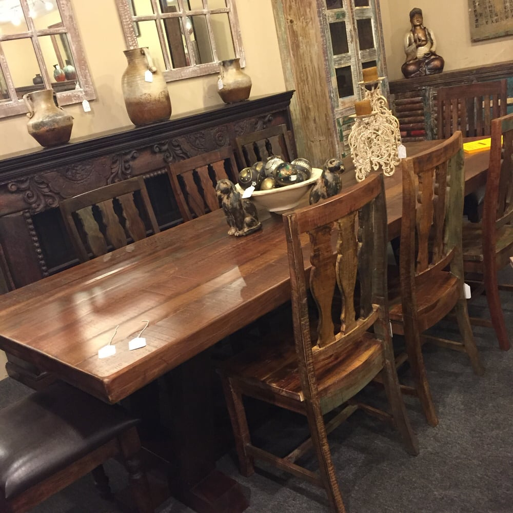 Photo Of Home Source   Houston, TX, United States. Table And Chairs With