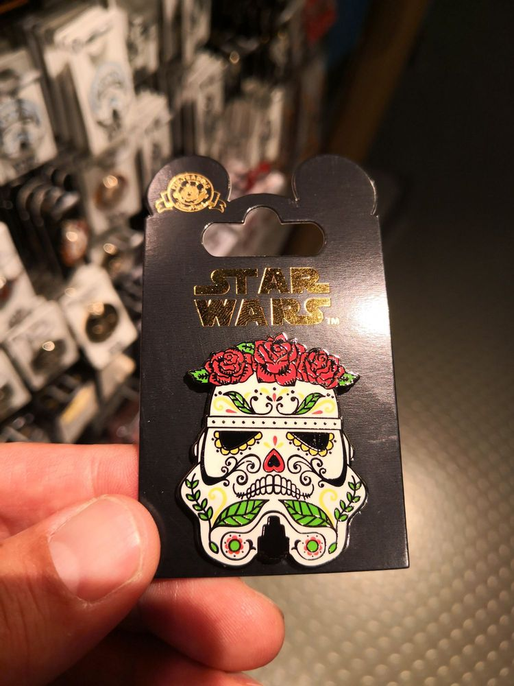 Day of the dead Storm Trooper? - Yelp