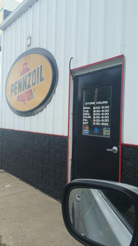 Pennzoil 10 Minute Oil Change: 310 N Main St, Bryan, OH