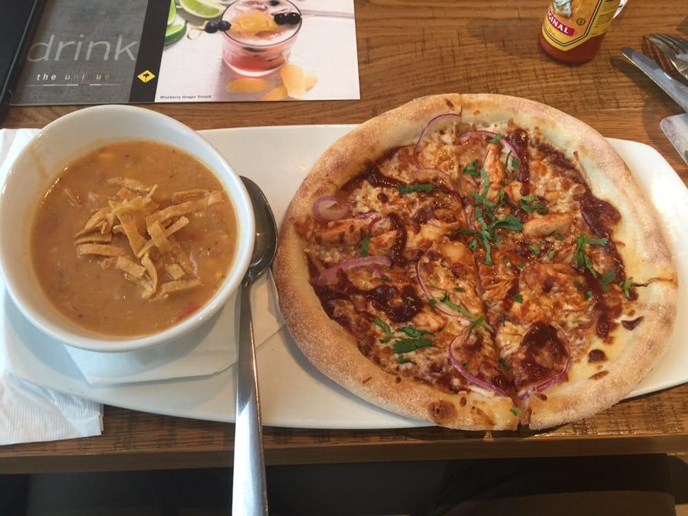California Pizza Kitchen Tortilla Soup Calories