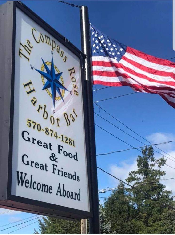 Compass Rose Harbor Bar Gift Card - Frackville, PA | Giftly