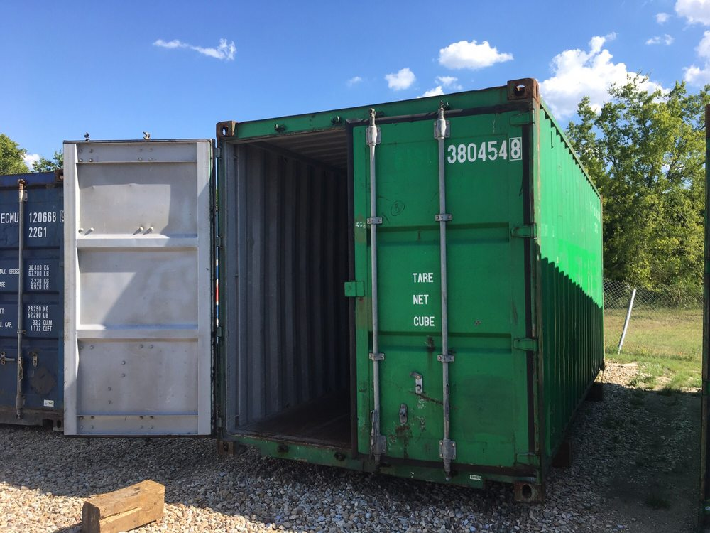 Express Storage & Container: 316 Meyers Dr, Sherman, TX