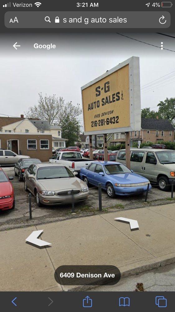 S & G Auto Sales