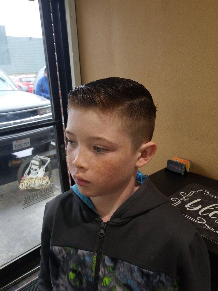 Cutting Edge Barbershop: 15709 Crenshaw Blvd, Gardena, CA