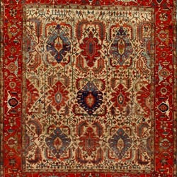 Photo Of Bedford Rugs Acton Ma United States Old Serapi Rug
