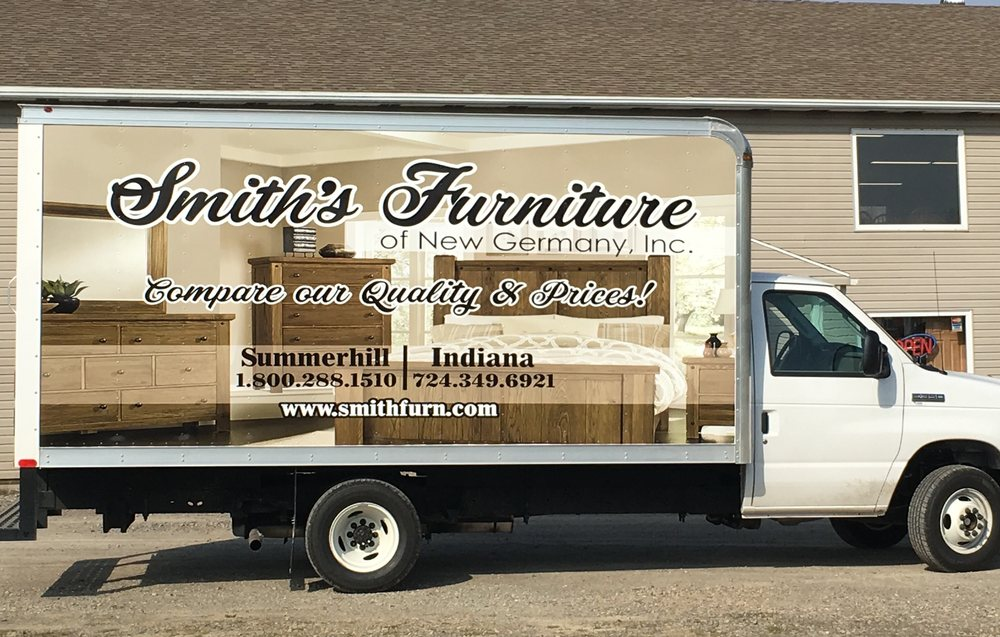 Smith's Furniture of New Germany: 3955 W Pike Rd, Indiana, PA