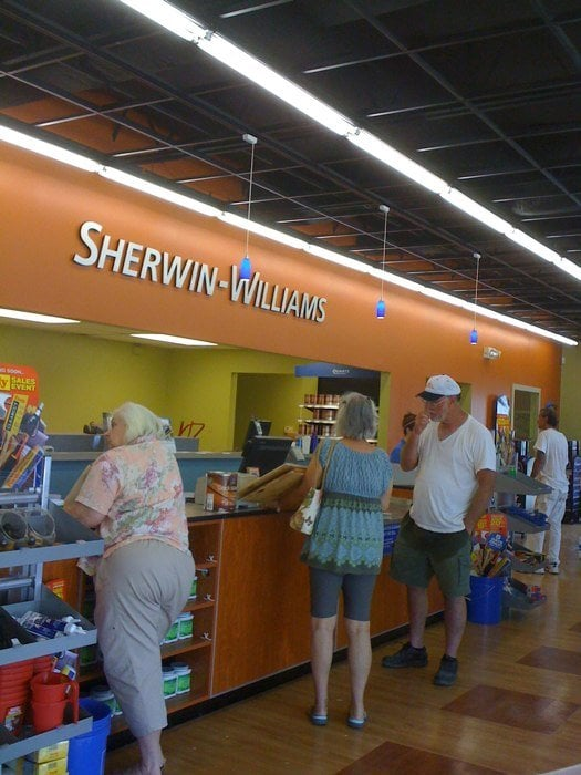 Sherwin Williams Paint Store 21 Reviews Paint Stores
