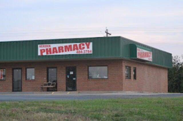 Meriden Pharmacy: 7210 K4 Hwy, Meriden, KS