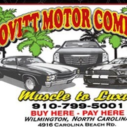Photo of Lovitt Motor Company - Wilmington, NC, United States. Www, autoloviitt
