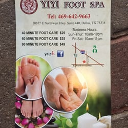 YIYI Foot Spa