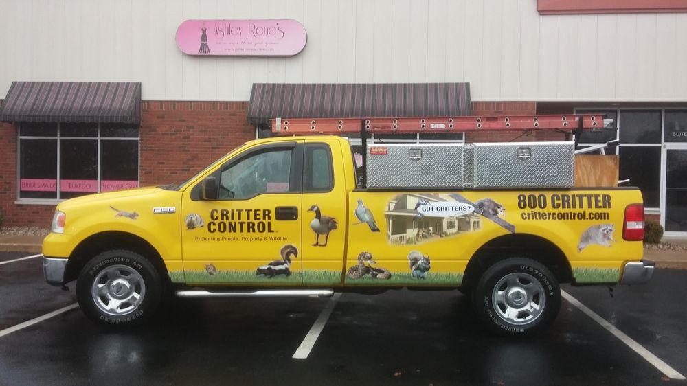 Critter Control: Elkhart, IN