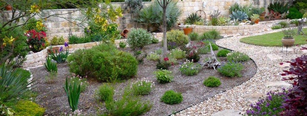 Gardens For Texas