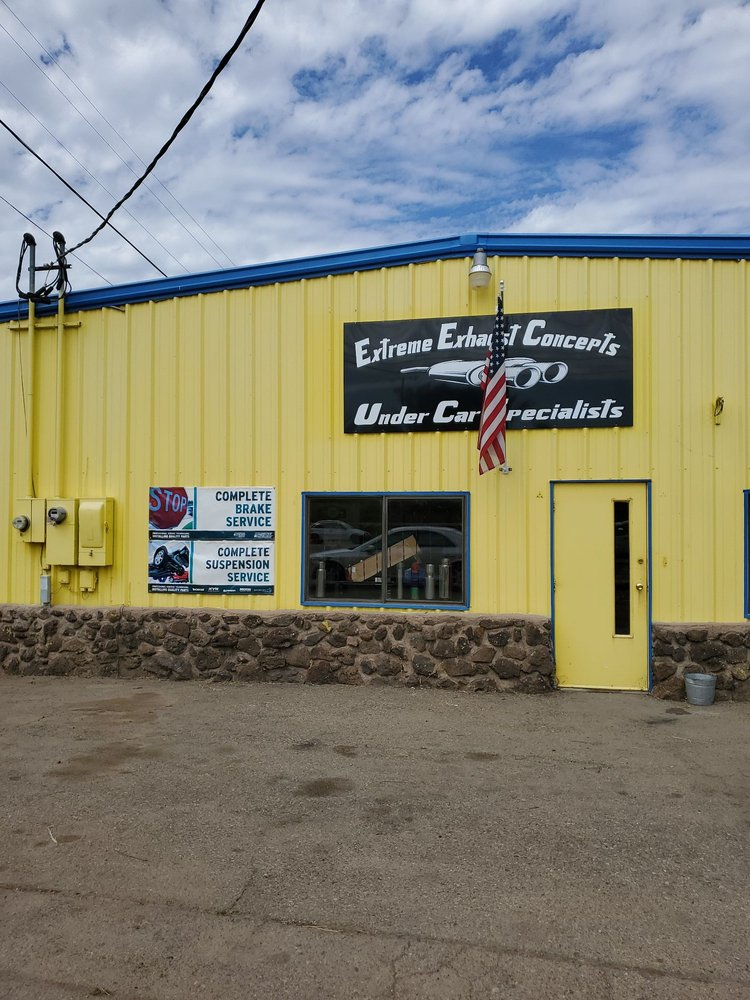Extreme Exhaust Concepts: 932 North State Route 89, Chino Valley, AZ