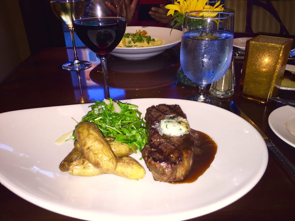 My new york steak expensive but so delicious yelp for A new napa cuisine