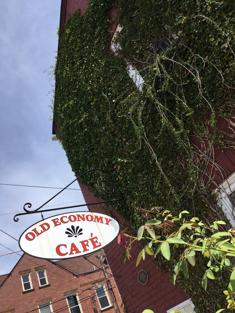 Old Economy Inn & Cafe: 1515 Church St, Ambridge, PA