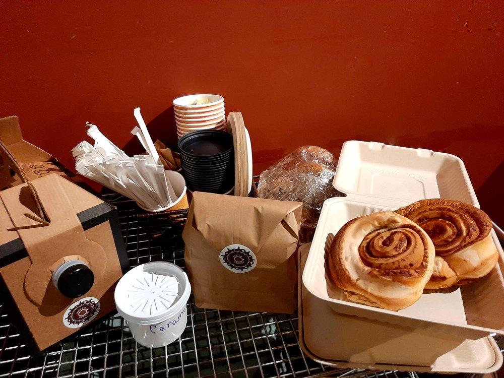 Metta coffee: 15190 Bluebird St NW, Andover, MN