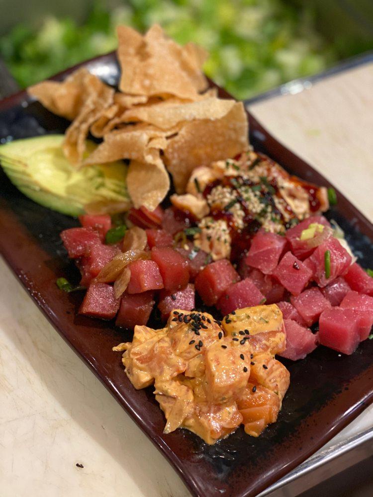 Fish Tail Grill & Poke