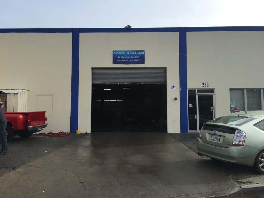 Zaku0027s Auto Collision   Body Shops   233 Ryan Way, South San Francisco, CA    Phone Number   Yelp