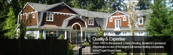 Loberg Roofing 5800 188th St SW Lynnwood, WA Home Renovation   MapQuest