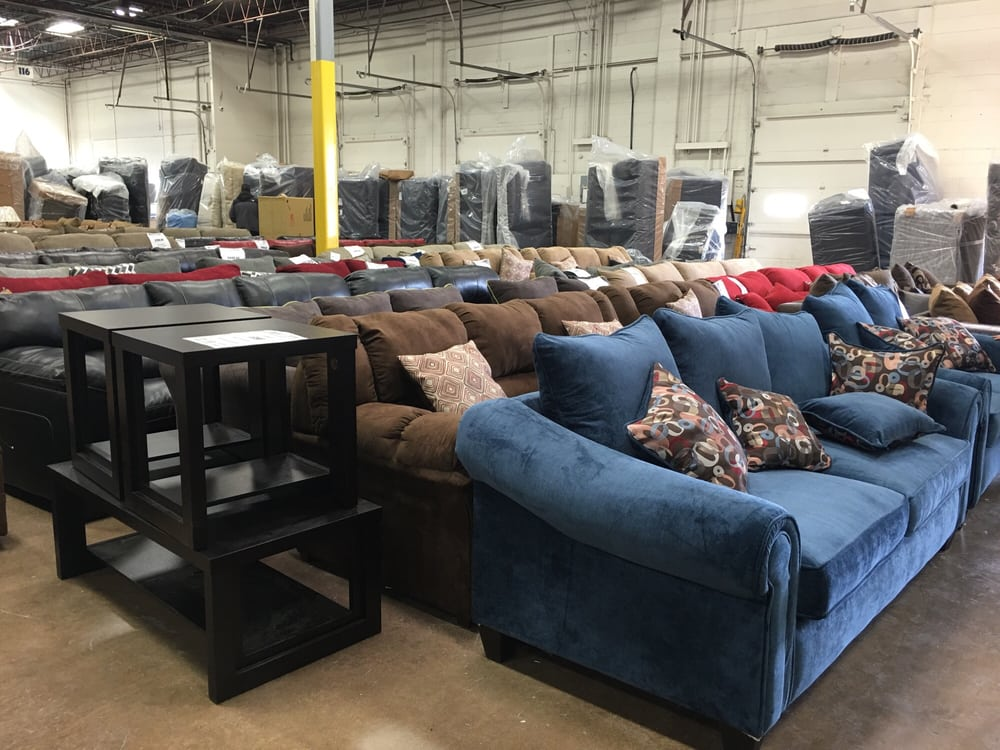 American Freight Furniture And Mattress   12 Photos   Furniture Stores    2600 Cleveland Ave N, Roseville, MN   Phone Number   Yelp