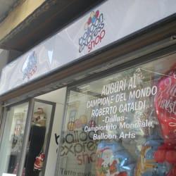 Balloon express shop hogar y jard n corso garibaldi 112 portici napoli italia n mero de for Jardin urbano shop telefono