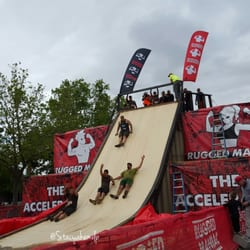 Photo of Rugged Maniac 5k Obstacle Run - Pleasanton, CA, United States. In