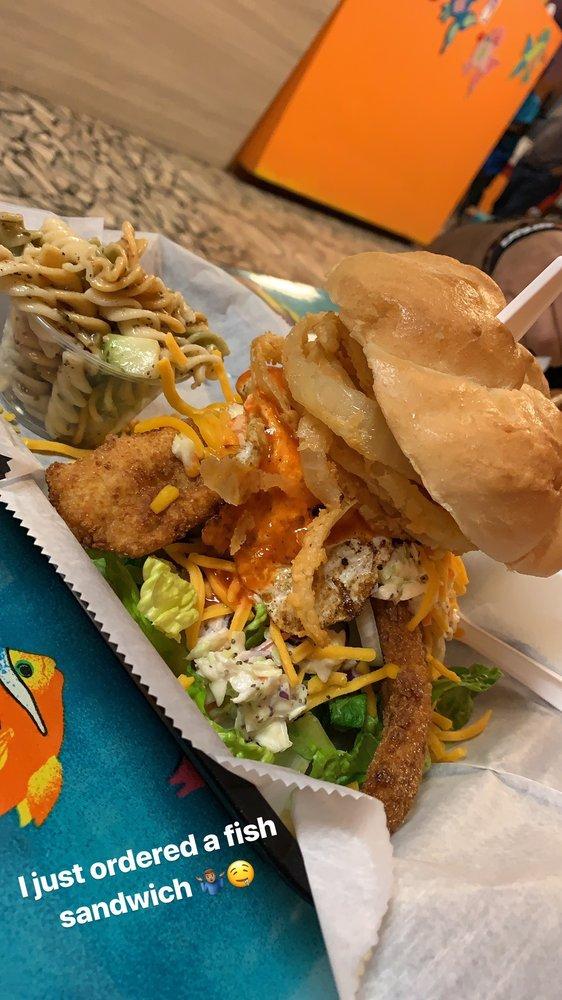Bay St Seafood: 141 Bay St, Daytona Beach, FL