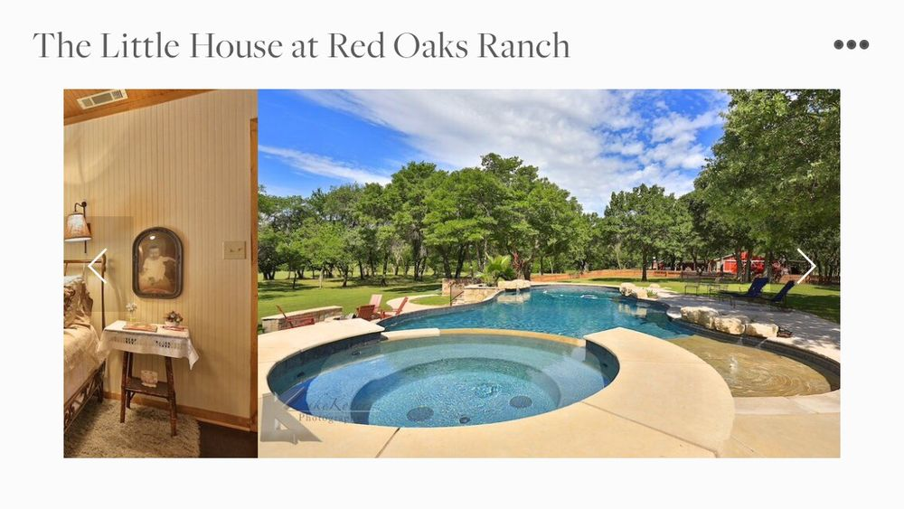 The Little House at Red Oaks Ranch: 5610 Fm 89, Tuscola, TX