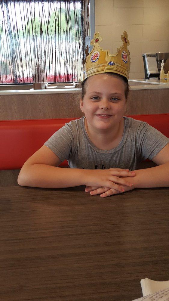 Burger King Restaurant: 207 Hwy 15 N, Pontotoc, MS