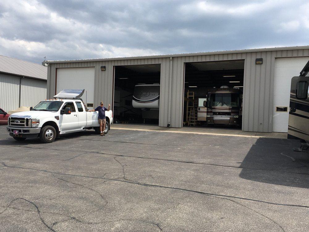Twin Lakes RV Repair: 401 E Central Ave, LaGrange, IN
