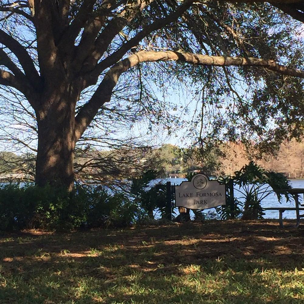 Lake Formosa Park: 1901 Alden Rd, Orlando, FL